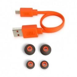JBL Bluetooth Oordopjes met Microfoon - T110BT Zwart - image #6