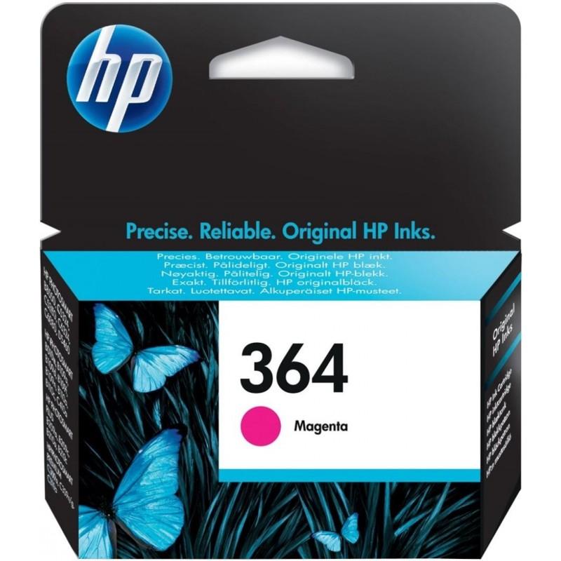 HP 364 Inktcartridge - Magenta - image #1