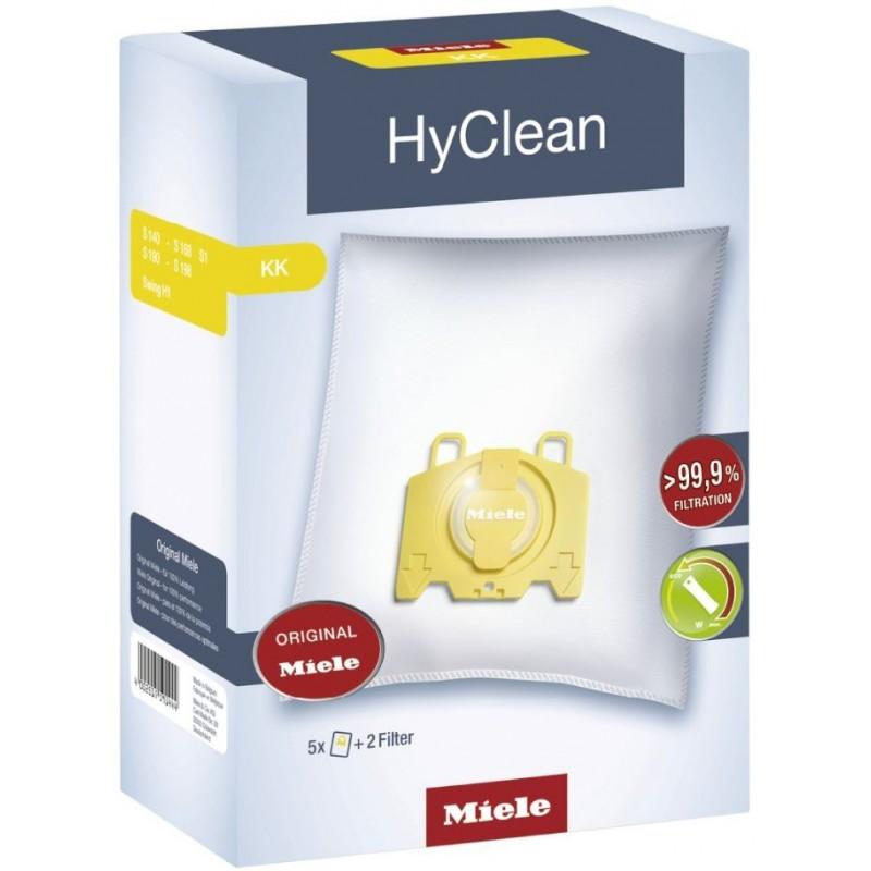 Miele HyClean 3D Efficiency K - Stofzuigerzakken - 5 stuks - image #1