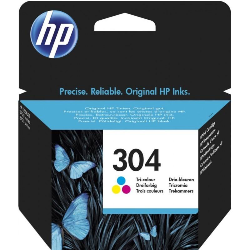 HP 304 Inktcartridge - Kleur - image #1