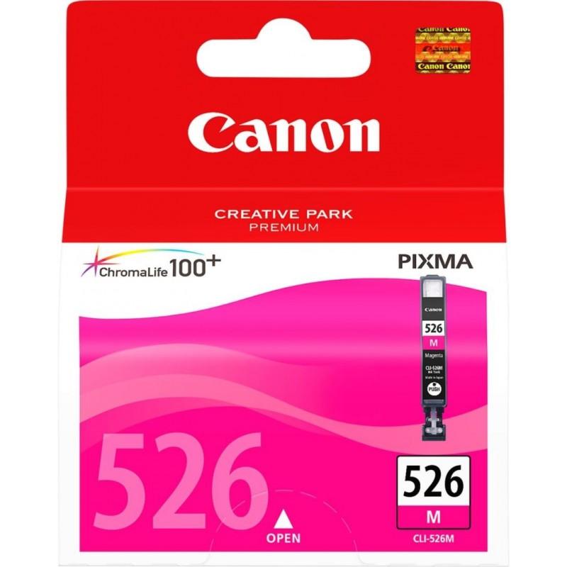 Canon CLI-526M Inktcartridge - Magenta - image #1