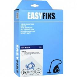 Easyfiks EL36 - Stofzuigerzakken - Geschikt voor Electrolux ES51 Xio, The Boss, Mondo Plus - 8 stuks - image #1
