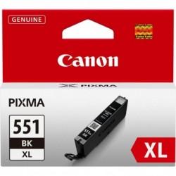 Canon CLI-551BK XL Inktcartridge - Zwart - image #1