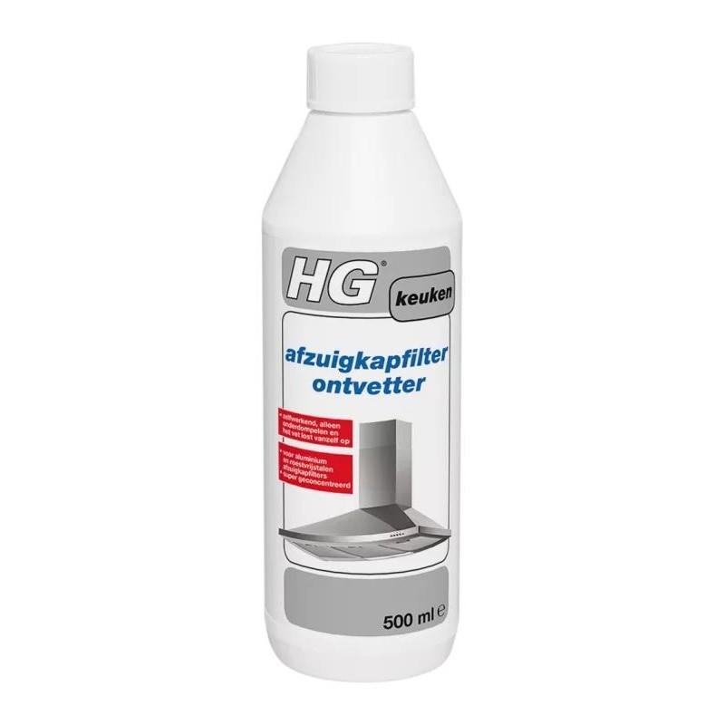 HG Afzuigkapfilter Ontvetter voor Metalen Filters - image #1