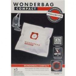 Rowenta Wonderbag Compact - Stofzuigerzakken - 5 stuks - image #3