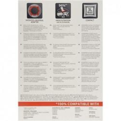 Rowenta Wonderbag Compact - Stofzuigerzakken - 5 stuks - image #4