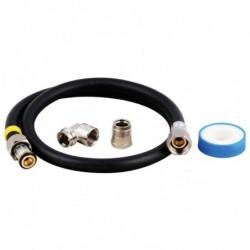 "Scanpart gasslang aansluitset - 1/2"" - 100cm - Aluminium - image #2"