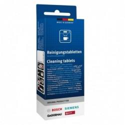Bosch/Siemens Reinigingstabletten - Koffiemachinereiniger - 10 Stuks - image #2