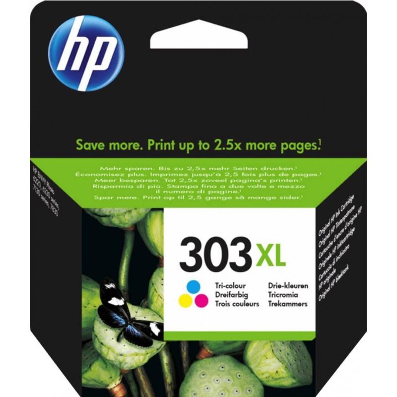 HP 303XL Inktcartridge - Kleur - image #1