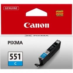 Canon CLI-551C Inktcartridge - Cyaan - image #1