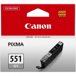 Canon CLI-551GY Inktcartridge - Grijs - image #1