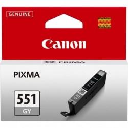 Canon CLI-551GY Inktcartridge - Grijs - image #1