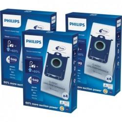 Philips S-Bag FC8021 - Stofzuigerzakken - 12 stuks - image #1