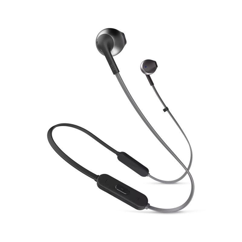 JBL Bluetooth Oordopjes met Microfoon - T205BT Zwart - image #1