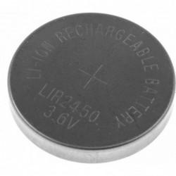 Thermostaat Batterij LIR2450 3.6V Li-ion - image #1