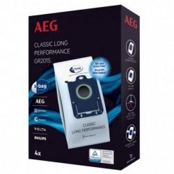 AEG GR201S - Stofzuigerzakken - 4 stuks - image #1