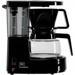 Melitta Aromaboy Koffiezetapparaat - 2 Kops Zwart - image #1