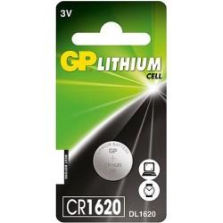GP Knoopcel batterij CR1620 - image #1