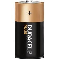 Duracell Plus Alkaline D Batterijen - image #2