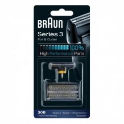 Braun Scheerblad 30B met Messenblok - 7000 / 4000 Series - image #1