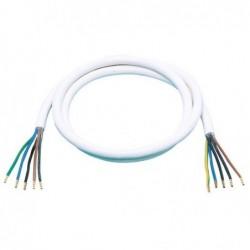 Perilex Aansluitkabel - 1,5m - Perilex kabel voor oven, fornuis en combi-magnetron - 5x2.50mm - image #1