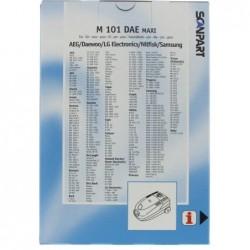 CleanBag M101DAE Maxi - Stofzuigerzakken - 12 stuks - image #2