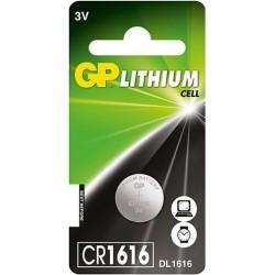 GP Knoopcel Batterij CR1616 - image #1